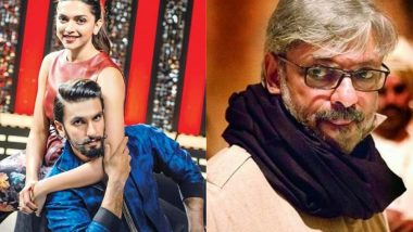 Deepika Padukone and Ranveer Singh Seek Inspiration From Sanjay Leela Bhansali for Their Wedding – Find Out How